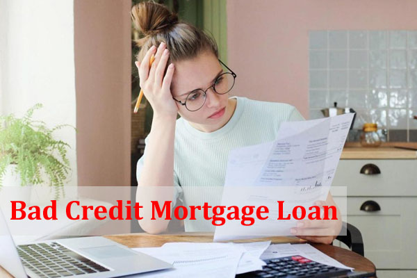 Photo of 5 Great Tips to Get a Bad Credit Mortgage Loan