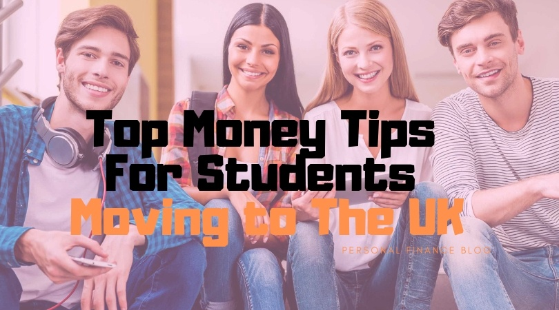 Photo of Top Money Tips For Students Moving to The UK